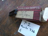 marlin 36 rear sight + scope base in one