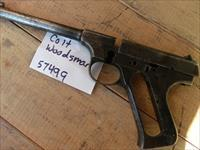 colt woodsman, used hardly & put away wet, fix me!!