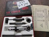 lee loader 6.5 jap