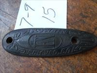 old browning buttplate