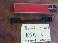 bsa bolt action rifle scope base