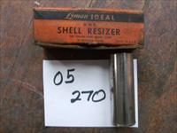 lyman 270 shell resizer