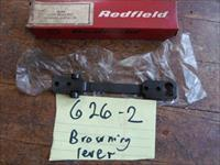 browning lever action scope base
