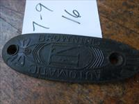 browning buttplate quite old