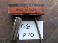 lyman shell resizer 270