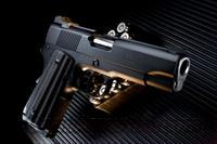 **NEW** Nighthawk Custom T3  Black .45ACP