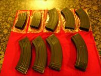 Ruger Mini 30 Magazine lot in 7.62 x 39 with Factory Ruger mags