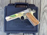 ROCK ISLAND 38 SUPER CALIBER  PISTOL