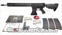 "NOVESKE ROGUE HUNTER 5.56 NATO 16"" SS BARREL BLACK - PMAGS INCLUDED- NO CC FEE"