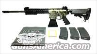 "NEMO Arms TANGO 2 Rifle 16"" 5.56 NATO Tiger Stripe - Geissele SSA-E 2-stage Trigger Upgrade - NO CC FEE"