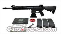 "NOVESKE SWITCHBLOCK 5.56 NATO 16"" CHF BARREL BLACK - NO CC FEE"