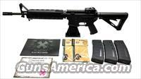 "NOVESKE 14.5"" SKINNY CARBINE BASIC MOE 5.56 NATO RIFLE - NO CC FEE"