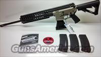 POF-USA P415 18'' SERIES T RAIL 5.56NATO NP3 COATED -  *RARE* - NO CC FEE