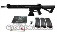 "NOVESKE GEN III RECON 5.56 NATO 16"" SS RIFLE - NO CC FEE"