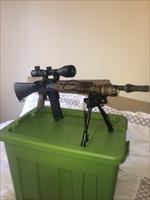 "Palmetto State Armory .300 Blackout 16"" barrel A2"