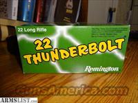 22 LR AMMO 500 ROUNDS REMINGTON BRICK AMMUNITION 22LR .22