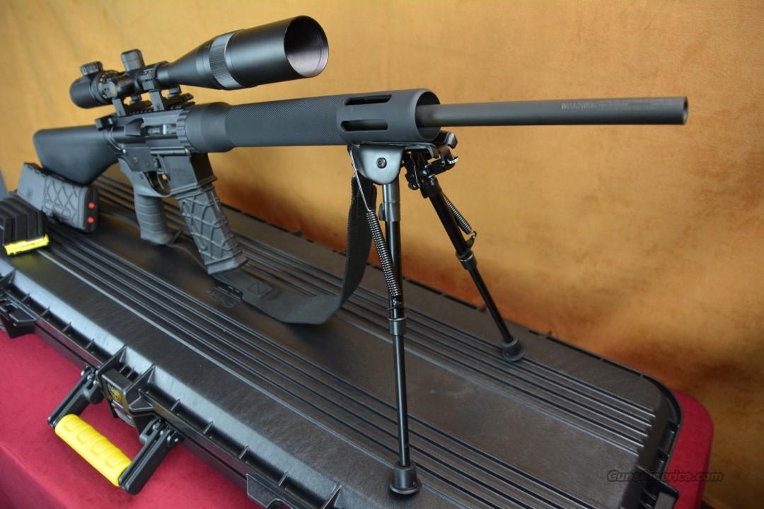 AR-15 Sniper/Hunter Varmint Coyote 5 56 Rifle Kit