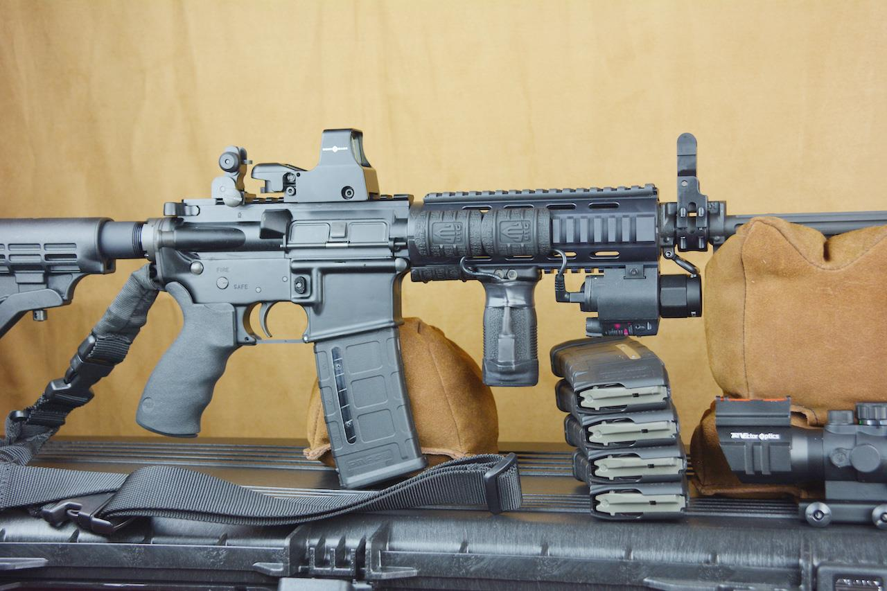 AR-15 Bushmaster XM15 SuperKit 5.56mm/.223 AR15... For Sale