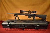 AR-15 Sniper/Hunter Varmint Coyote 5.56 Rifle Kit