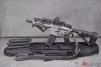 DB15P AR-15 TACTICAL PISTOL IN GRAY