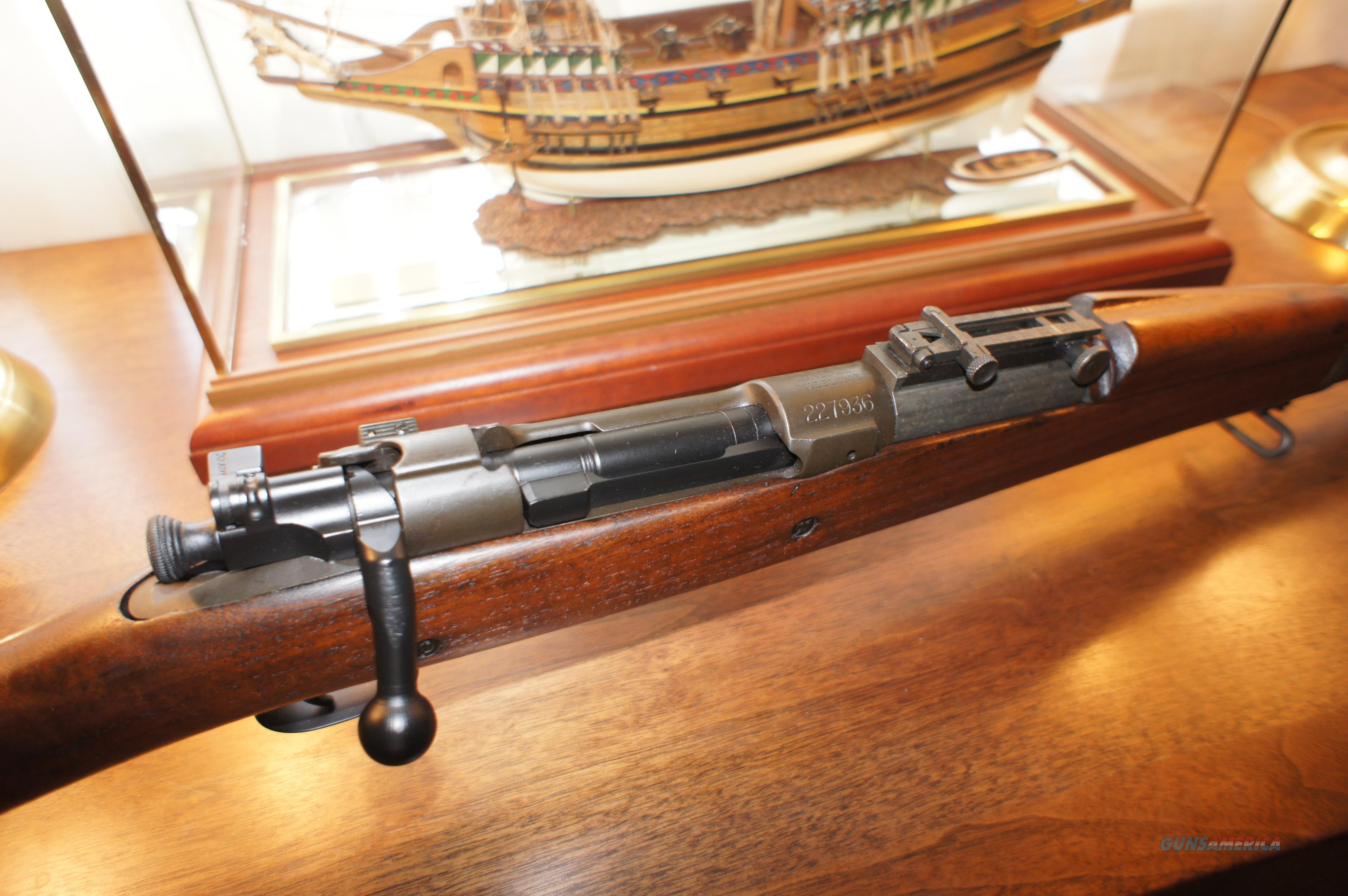 Hookup a 1903 springfield by serial number