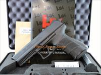 Heckler & Koch Model P30L 9mm in case with 2 Mags