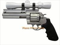 "Colt Anaconda .44 MAG 6"" Stainless Steel with Scope and Base"