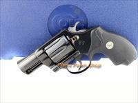 "Colt Detective Special .38SP 2"" 6 Shot Double Action Revolver in Box"