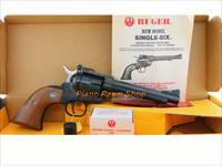 Ruger New Model Single Six Convertible .22LR & .22MAG Unfired with box
