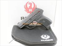 Ruger Model LC380 .380ACP with pouch in box & 1 Magazine