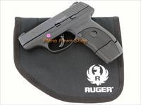 Ruger Model LC9s 9MM with 1 Extended Mag & Pouch