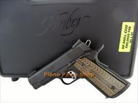 Kimber Pro Carry II .45ACP in Case with Fiber Optic Sights