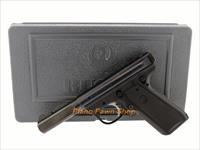 Ruger Model MK III 22/45 .22LR in case with 1 Magazine