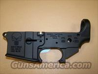 Spikes Tactical, SL15, Stripped Lower, Multi Cal. Punisher.