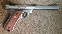 RUGER MARK III COMPETITION 22LR