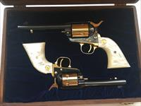 Joaquin Murrieta Colt Commemorative COMBO! Very LOW s/n ~ ONLY 100 made! .22 & .45