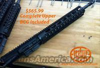 Complete Upper with BCG
