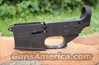 80% Black Anodized Lower by Upstate Tactical