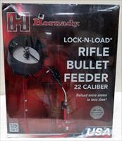 HORNADY RIFLE BULLET FEEDER .22 CAL (FOR Lock-N-Load® AP PRESS) 095340