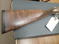 "SKB Sbs 385 Field 28"" 20ga English Stock Mint as New Fancy Walnut Box 4-Chokes 100%"