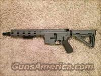 "Custom Grey AR15 10.3"" SBR - Daniel Defense Barrel & BCG"