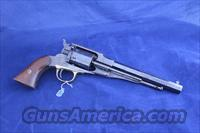 Remington New Model Navy .38 Factory Conversion