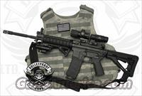 Bulletproof AR15 - Windham Weaponry CARBON M4 TAC1