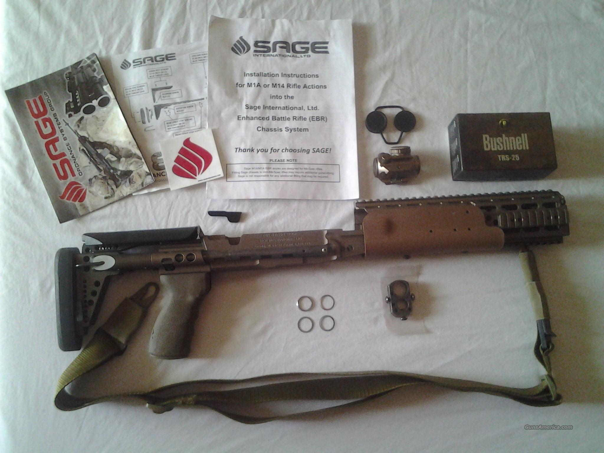 Sage EBR for M14/M1A