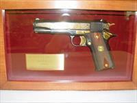 Colt Government Model 1991  .45 ACP Vietnam War Tribute