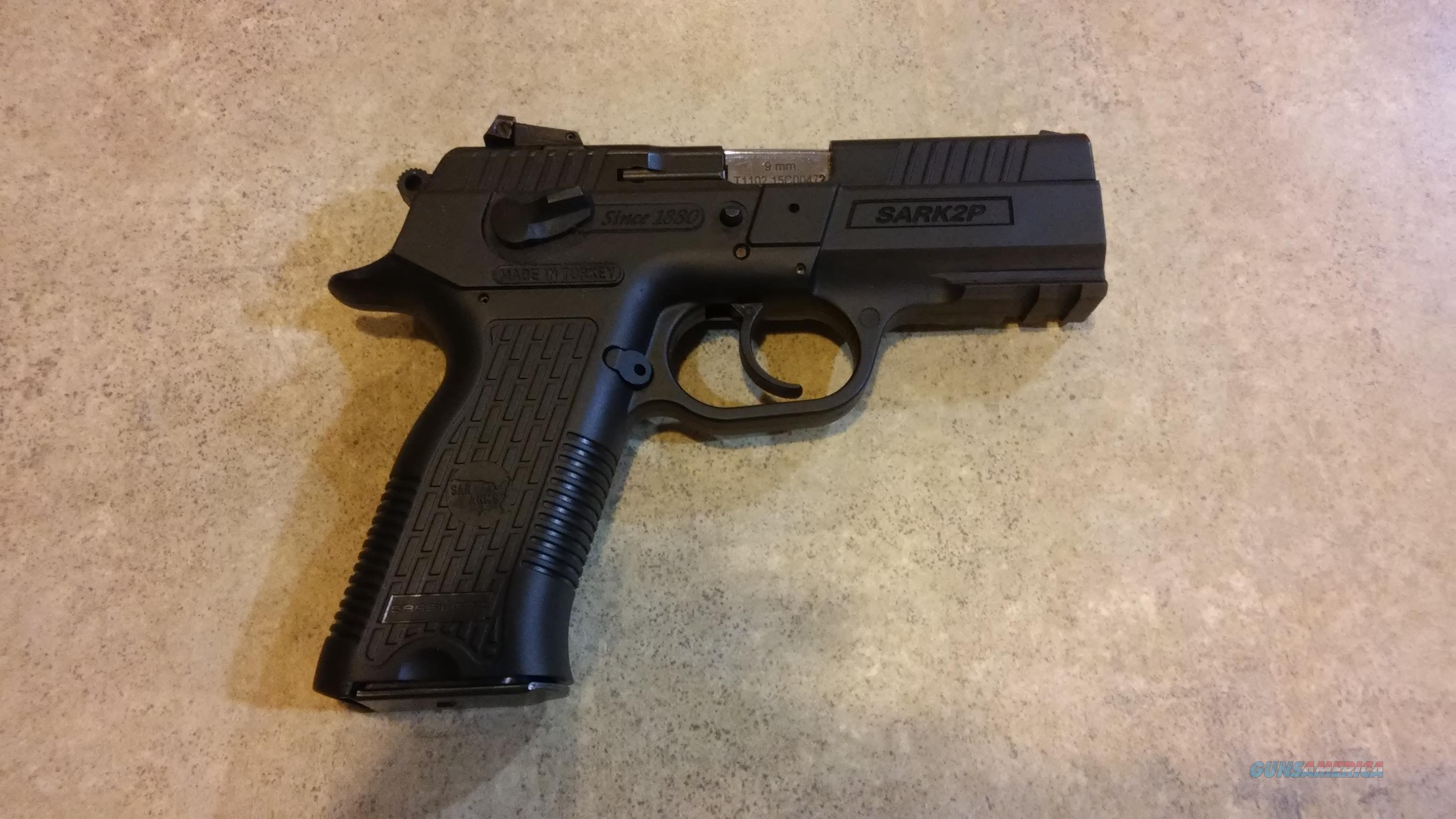 Eaa sar arms k2 9mm 17