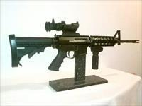 GSE Inc. AR15 A3M4 side chargering handle carbine.
