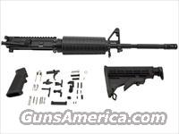 "AR15 16"" M4 barrel complete carbine kit."