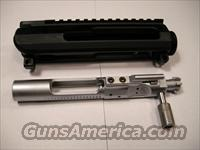 AR15 5.56mm / .300blk./ 7.62x39 Billet side charger receiver kit.