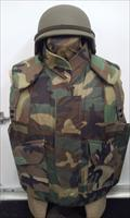 1988 PASGT US. military Kevlar vest. X-Large and 1987 Helmet largee.